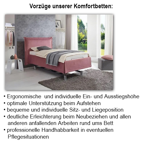 Seniorenbett in Aschaffenburg
